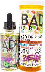 Жидкость Bad Drip Dont Care Bear