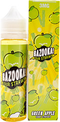 Жидкость Bazooka Green Apple