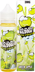 Жидкость Bazooka Ice Green Apple