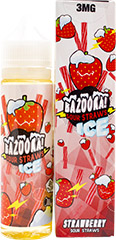 Жидкость Bazooka Ice Strawberry