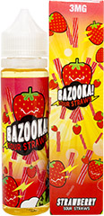 Жидкость Bazooka Strawberry