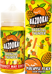 Жидкость Bazooka Pineapple Peach