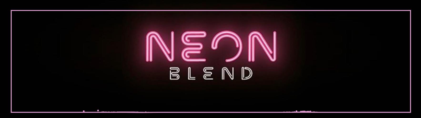 bestabachnaja smes dlja kaljana neon blend - Бестабачная смесь для кальяна Neon Blend