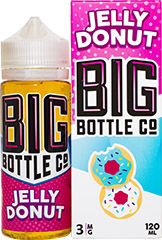 Жидкость Big Bottle Co Jelly Donut