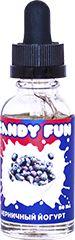 Жидкость Candy Fun Черничный Йогурт