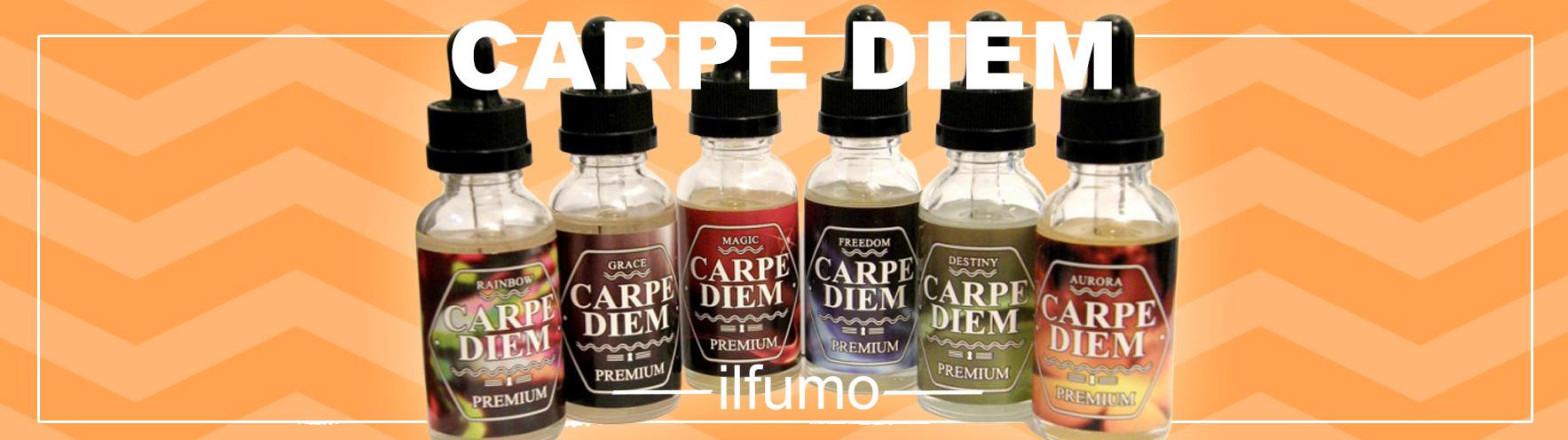 Жидкость для вейпа Carpe Diem