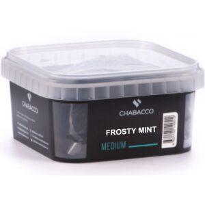 Chabacco Medium Frosty Mint Морозная Мята 200 гр.