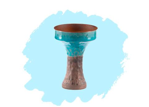 Чаша для кальяна SmokeLab Evil moon top glaze
