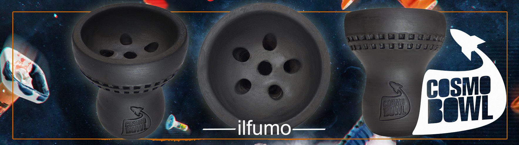 chashka dlja tabaka vneshnjaja cosmo bowl turkish new kupit optom - Чаши Cosmo Bowl для табака