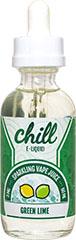 Жидкость Chill Green Lime
