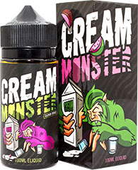 cream monster waterstraw - Жидкость Cream Monster