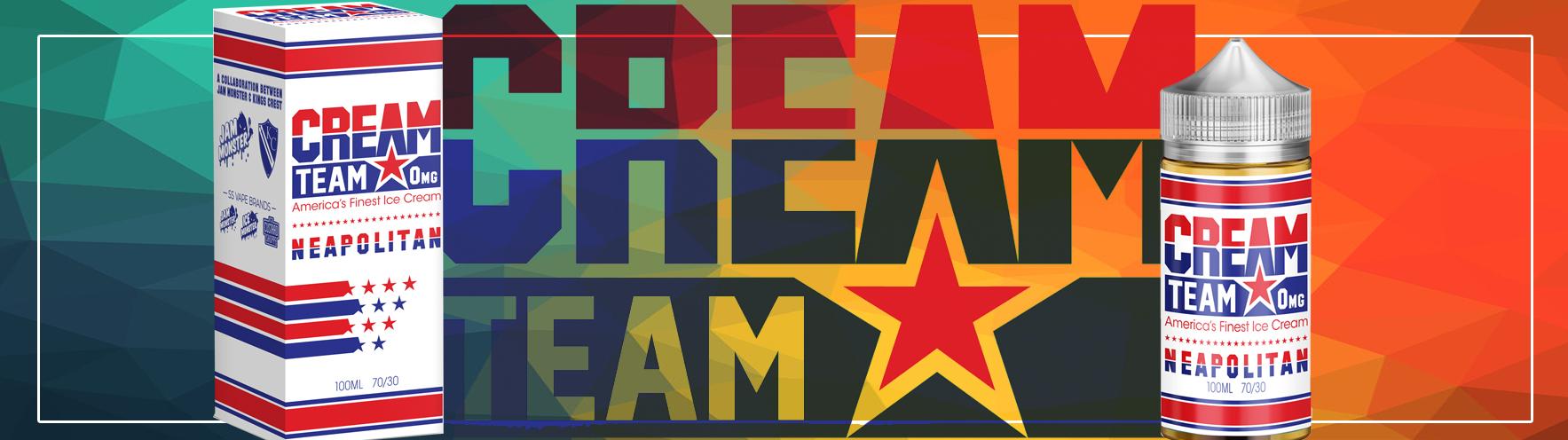 cream team ilfumo - Жидкость Cream Team