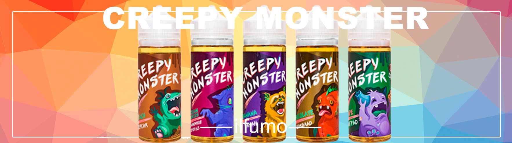 Creepy Monster