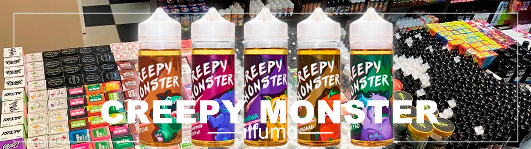 creepy monster vape liquid - Жидкость Creepy Monster