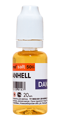 danhell - Жидкость ilfumo salt