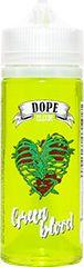Жидкость Dope Elixir Green Blood