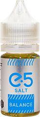 Жидкость E5 Salt Balance