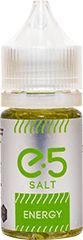 Жидкость E5 Salt Energy