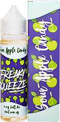 freaky squeeze salt sour apple candy compr - Жидкость Freaky Squeeze