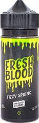 fresh blood fizzy spring compr - Жидкость Fresh Blood