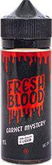 Жидкость Fresh Blood Garnet Mystery