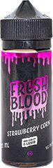 Жидкость Fresh Blood Strawberry Corn