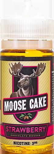 Жидкость Frisco Moose Cake