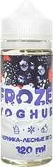 Жидкость Frozen Yoghurt Черника Лесные Ягоды