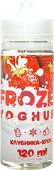 Жидкость Frozen Yoghurt Клубника Крем