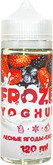 Жидкость Frozen Yoghurt Лесные Ягоды Ежевика