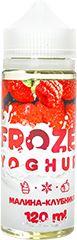 Жидкость Frozen Yoghurt Малина Клубника