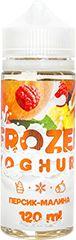 Жидкость Frozen Yoghurt Персик Малина