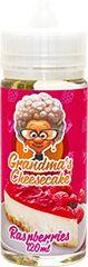 Жидкость Grandma's Cheesecake Raspberries