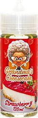 Жидкость Grandma's Cheesecake Strawberry