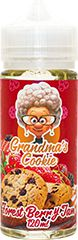 Жидкость Grandmas Cookie Forest Berry Jam