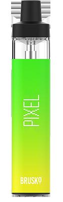 BRUSKO Pixel Pod green