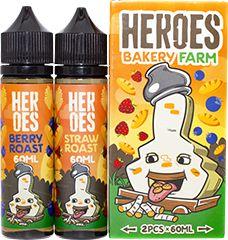 Жидкость Heroes Bakery Farm