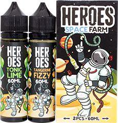 Жидкость Heroes Space Farm