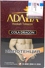 Кальянный табак Adalya Cola Dragon