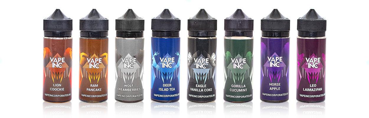 Жидкость Vape Inc