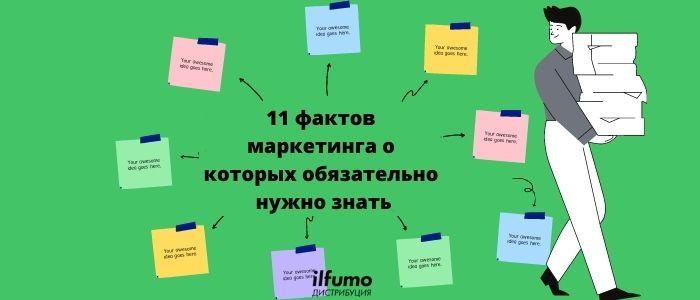 jadi ja.dzen. raznoe 6 - 11 фактов маркетинга о которых обязательно нужно знать