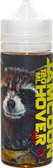 Жидкость Jamcoon Hover Raccoon Nuts