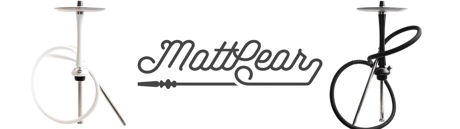 Кальяны MattPear по оптовым ценам на официальном сайте - ilfumo