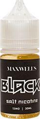 Жидкость Maxwells Salt Black