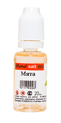 mint - Жидкость ilfumo salt