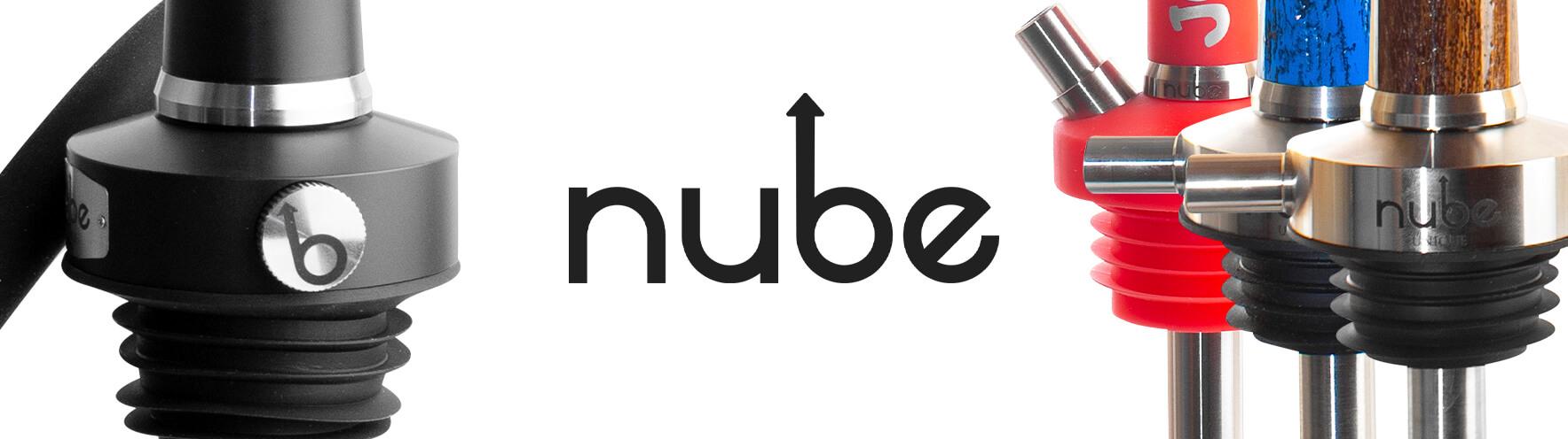 Кальяны NUBE оптом от поставщика кальянных