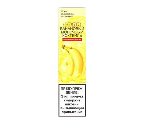 OBAR Банановый молочный коктейль