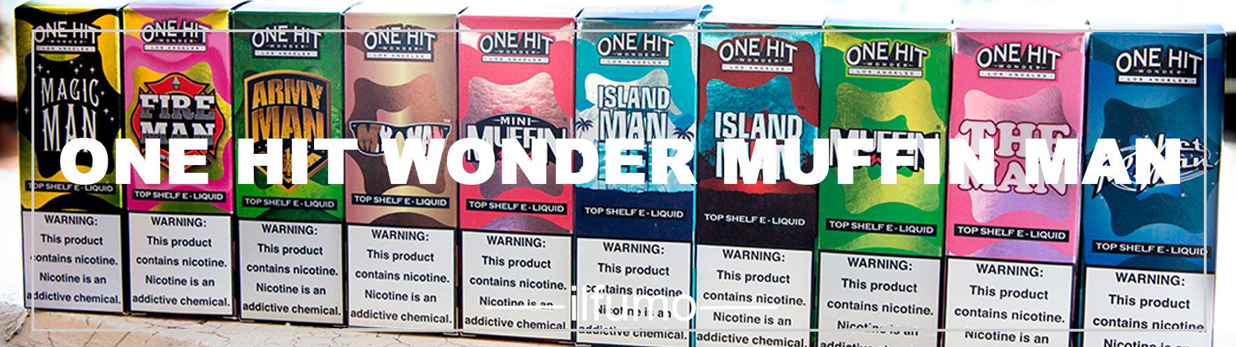 one hit wonder muffin man jgnjv - Жидкость One Hit Wonder Salt 30 мл