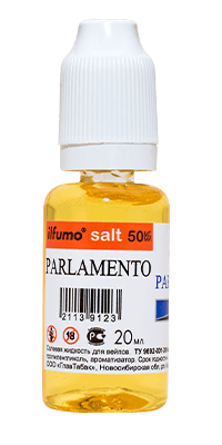 parlamento - Жидкость ilfumo salt