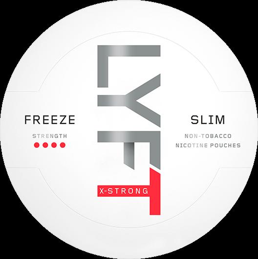 Freeze: обжигающий вихрь мяты, ментола и эвкалипта